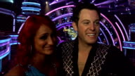 Launch of new Strictly Come Dancing series interviews with contestants Matt Baker interview SOT On going from being a TV presenter to a dancer bit...