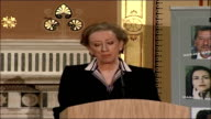 Launch of the 2006 Annual Report on Human Rights Margaret Beckett speech Saidjahon Zainabiddinov an Uzbek human rights activist is someone who passed...