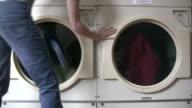 Laundry, Three Clips