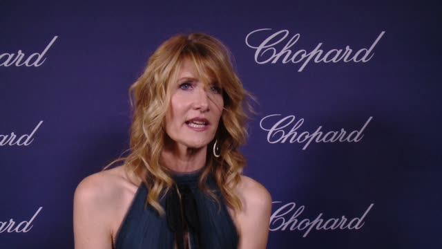 INTERVIEW Laura Dern on what she loves about the PSIFF On presenting the Spotlight Award to Andrew Garfield On what makes him so deserving On what...
