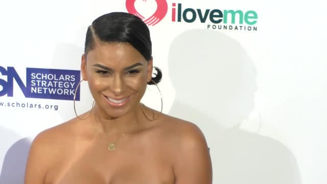 Laura Govan at the 2nd Annual Breaking the Silence Awards on September 24 2017 in Santa Monica California
