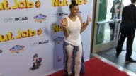 Laura Govan at The Los Angeles Premiere of 'The Nut Job 2 Nutty By Nature' at Regal Cinemas LA Live on August 05 2017 in Los Angeles California