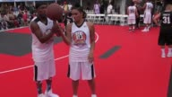 Laura Govan at the Real 923 Celebrity Basketball Game To Kick Off 9th Annual Nike Basketball 3ON3 Tournament Weekend at LA Live at Celebrity...