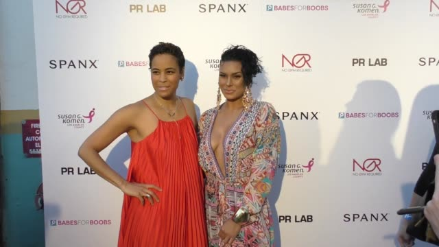 Laura Govan Daphne Wayans at the Susan G Komen LA Presents 'Babes For Boobs' Live Bachelor Auction on June 08 2017 in Los Angeles California