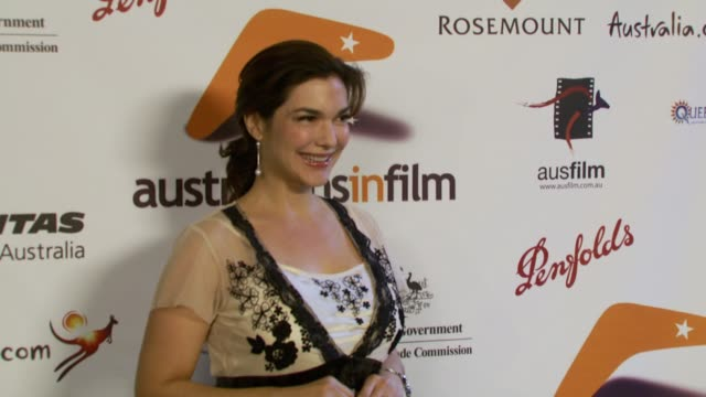 Laura Harring at the Australians in Film 2007 Breakthrough Awards at the Avalon Hotel in Beverly Hills California on May 3 2007