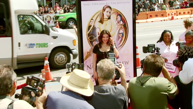 Laura Harring at the 'Nancy Drew' Premiere at Grauman's Chinese Theatre in Hollywood California on June 10 2007