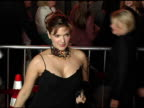 Laura Harring at the Opening Night of 'The Ten Commandments' at the Kodak Theatre in Hollywood California on September 27 2004