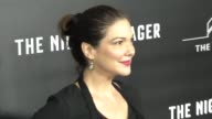 Laura Harring at the Premiere Of AMC's The Night Manager at DGA Theatre in West Hollywood at Celebrity Sightings in Los Angeles on April 05 2016 in...