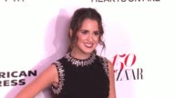 Laura Marano at the Harper's BAZAAR Celebrates 150 Most Fashionable Women at Sunset Tower on January 27 2017 in West Hollywood California
