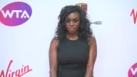 Laura Mvula at WTA PreWimbledon Party presented by Dubai Duty Free at Kensington Roof Gardens on June 19 2014 in London England