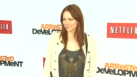 Laura Prepon at Netflix's Arrested Development Season Four Los Angeles Premiere 4/29/2013 in Hollywood CA