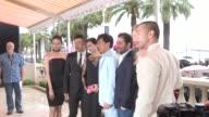 Laura Weissbecker Jackie Chan Yao Xingtong Zhang Nan Xin Liao Fan Brett Ratner Kwone Sangwoo and Steve Yoo Celebrity Sightings 65th Cannes Film...