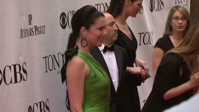 Lauren Graham at the 63rd Annual Tony Awards Red Carpet at New York NY