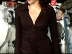 Lauren Graham at the 'Walk The Line' New York Premiere at the Beacon Theater in New York New York on November 13 2005