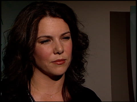 Lauren Graham at the Women in Film Awards at the Century Plaza Hotel in Century City California on September 20 2002