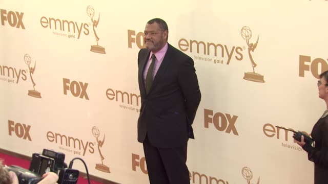 Laurence Fishburne at the 63rd Primetime Emmy Awards Arrivals Part 2 at Los Angeles CA