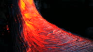 WS Lava flowing into sea / Kalapana, Hawaii, USA