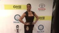 Laverne Cox at 48th NAACP Image Awards at Pasadena Civic Auditorium on February 11 2017 in Pasadena California
