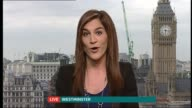 Law change means homeowners can rent out properties on sites like AirBnB for up to 90 days Marta De Sousa LIVE 2WAY interview from Westminster SOT