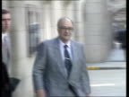 Lawyers of Asil Nadir tell Old Bailey he is unlikely to return for fraud trial Old Bailey in silhouette as sun shining in sky Ramadan Guney out of...