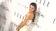 Lea Michele at 20th Annual ELLE 'Women In Hollywood' in Beverly Hills CA on 10/21/13