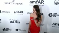 Lea Michele at amfAR's Inspiration Gala Los Angeles 2015 in Los Angeles CA