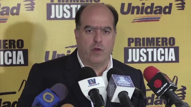 Leader of Venezuela's National Assembly Julio Borges repeated Sunday that the opposition's newly elected governors will not recognize the...