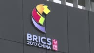 Leaders of the five BRICS countries will gather in China for their annual summit with the relevance of the emerging economies bloc under scrutiny...
