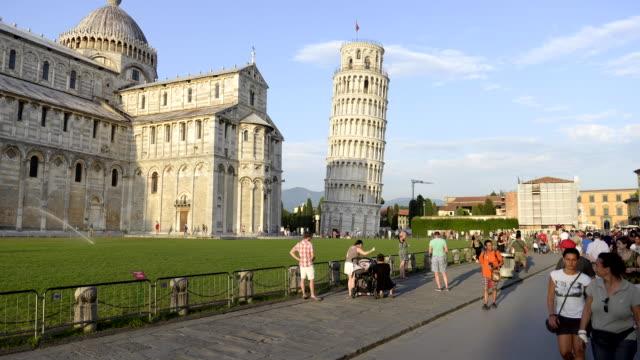 Leaning tower of Pisa, Pisa, Italy