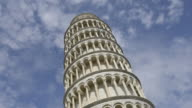 MS T/L ZI Leaning tower of Pisa, UNESCO world heritage / Pisa, Tuscany, Italy