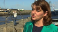 Leanne Wood saying the general election campaign was run 'between Tory Labour Corbyn May and it was difficult for us to get in there'