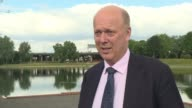 Learner drivers to be allowed on motorways West Midlands Chris Grayling MP interview SOT