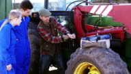 Learning To Maintain the Farm's Tractor