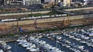 Lebanon : Harbour of Zouk Mosbeh