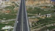 Lebanon : Road in the valley of lebanon