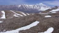 Lebanon : Snowy mountain