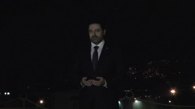 Lebanon's Prime Minister Saad Hariri back in Beirut for the first time since his shock resignation is expected to explain his surprise decision and...
