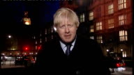 Lee Jasper resigns following corruption allegations ENGLAND London Westminster Boris Johnson MP LIVE 2WAY interview SOT Londoners want to know where...