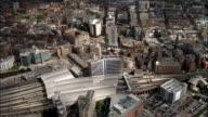 Leeds  - Aerial View - England, Leeds, United Kingdom