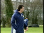 O'Leary sacked as manager ITN ENGLAND Yorkshire Leeds Outgoing Leeds United Manager David O'Leary at training session PAN Lee Bowyer training PAN...