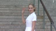 Leelee Sobieski at Vanity Fair Party 2012 Tribeca Film Festival on 4/17/2012 in New York NY United States