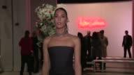 Leigh Lezark Atlanta de Cadenet Terry Richardson and more at the Adam Selman Ready To Wear fall winter 2017 fashion show in New York City New York...