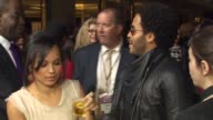 Lenny Kravitz Zoe Isabella Kravitz at the 25th Independent Spirit Awards Hosted By Jameson Irish Whiskey at Los Angeles CA