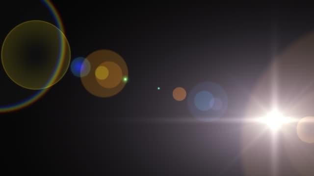 Lens Flare illuminazione (HD 1080 originale