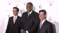 Leon Andre Leon Talley Leon Talley at the World Trade Center and Maybach Foundation Documentary Arts Project Reception at New York NY