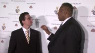Leon at the World Trade Center and Maybach Foundation Documentary Arts Project Reception at New York NY