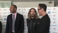 Leon Lloyd Justin Lee Collins Gok Wan at The Prince's Trust And L'Oreal Paris Celebrate Success Awards at Odeon Leicester Square on March 14 2012 in...