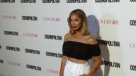 Leona Lewis at Cosmopolitan Magazine's 50th Birthday Celebration in Los Angeles CA