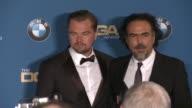 Leonardo DiCaprio Alejandro Gonzalez Inarritu at 68th Annual Directors Guild Of America Awards in Los Angeles CA