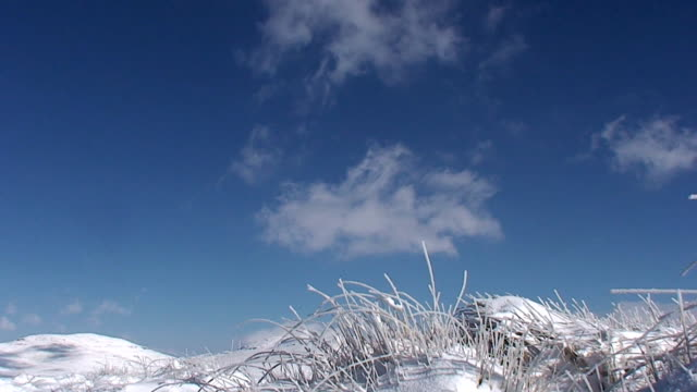 Lesotho cloudscape